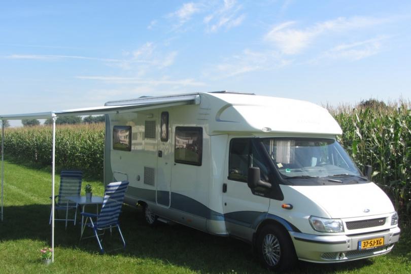 618e39ff0c7 Ford Transit Hobby Camper Half-Integraal Huren
